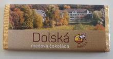 Dolská medová čokoláda - mléčná 100 g