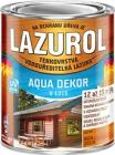 Lazurol Aqua Dekor V1315 - KAŠTAN