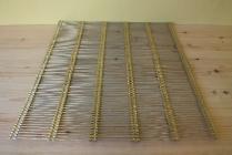 Mateří mřížka kov - 500 x 500 mm