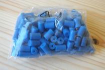 Mezerníky modré s hřebíčky 100 ks