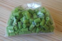 Mezerníky zelené s hřebíčky 100 ks