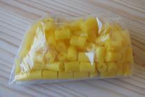 Mezerníky žluté s hřebíčky 100 ks