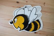 Samolepka včela - velká