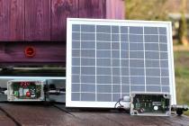Solární panel + aku