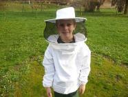Včelařská bunda s kloboukem 3-6 let