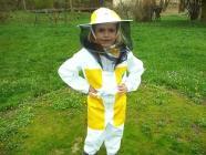 Včelařská kombinéza dětská vel. 116