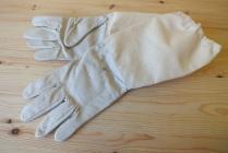 Včelařské rukavice vepřovice č. 08